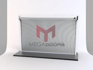 Porta de Enrolar Silver