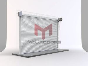 Porta de PVC na Zona Leste