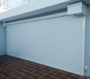portas de aço forte residenciais