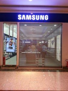 Portas de Enrolar para Lojas