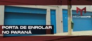 Porta de Enrolar em Londrina