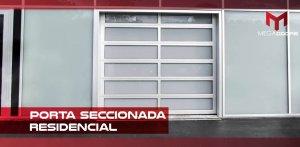 Porta Seccionada Guarulhos