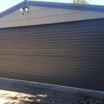 Portão de garagem de ferro rj