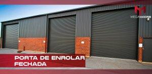 Porta de Metal no Rio Grande do Sul