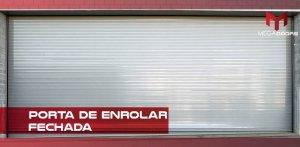 Porta gigante em São Paulo