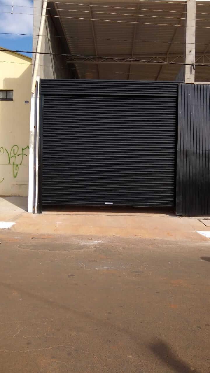 portas industriais automáticas