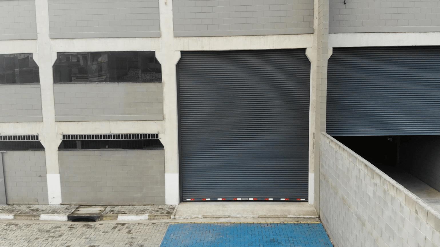 porta de aço