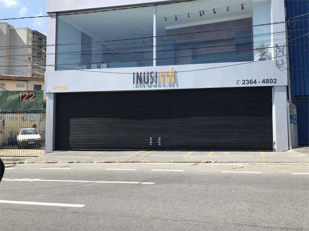 porta de loja