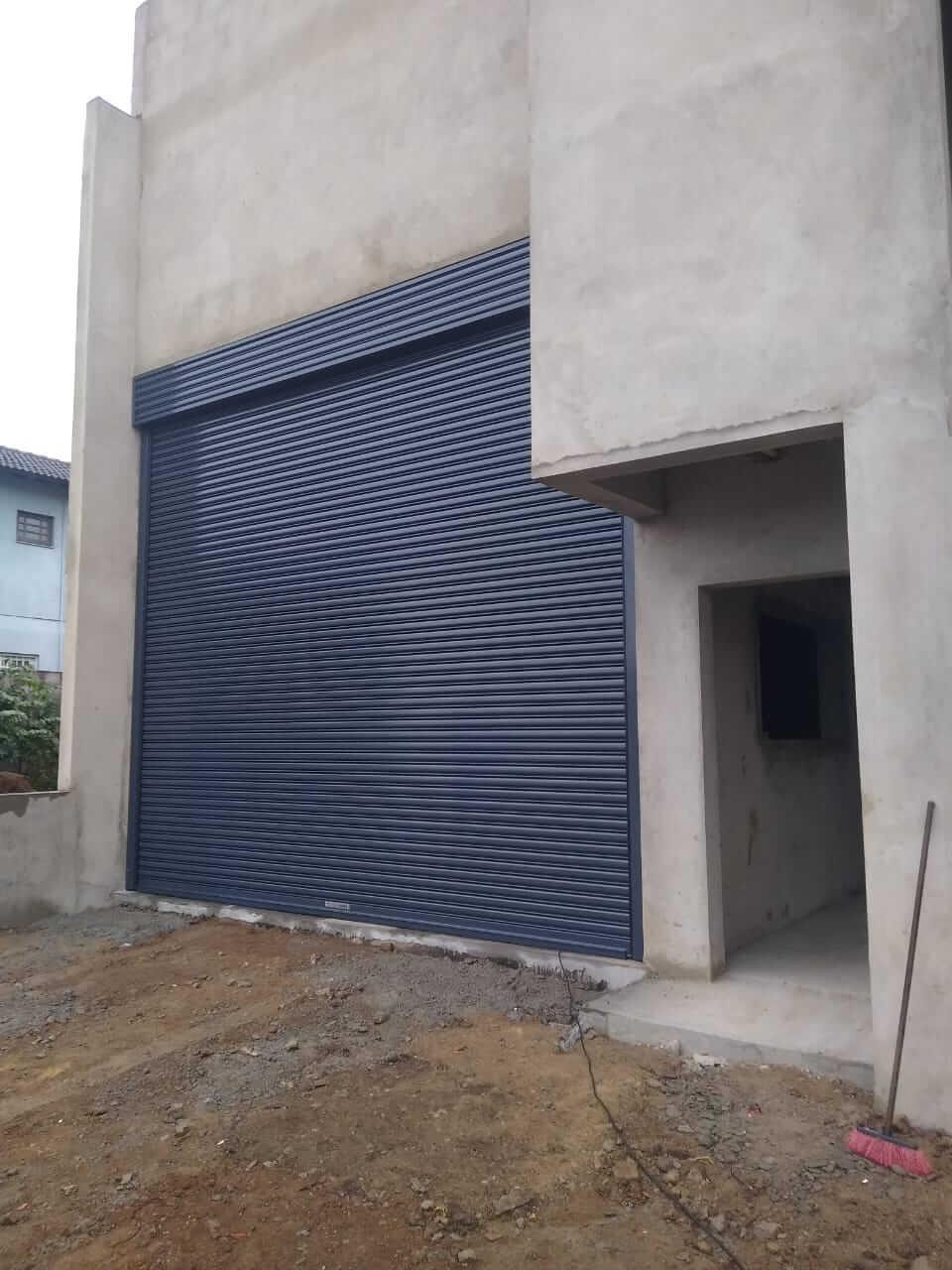 porta industrial