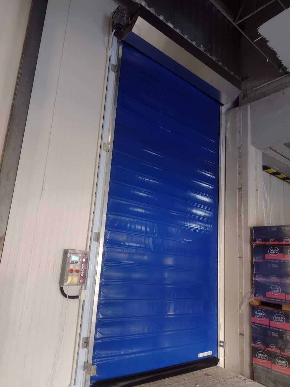 porta para frigorífico